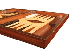picture of Wenge Backgammon Set - Large - Oak Field (6 of 12)