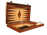 picture of Wenge Backgammon Set - Large - Oak Field (7 of 12)