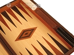 picture of Wenge Backgammon Set - Large - Oak Field (9 of 12)