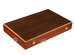 picture of Wenge Backgammon Set - Large - Oak Field (10 of 12)