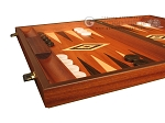 picture of Wenge Backgammon Set - Large - Mahogany Field (5 of 12)