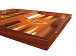 picture of Wenge Backgammon Set - Large - Mahogany Field (6 of 12)