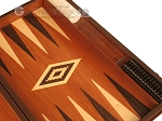 picture of Wenge Backgammon Set - Large - Mahogany Field (9 of 12)
