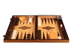 picture of Walnut Root Backgammon Set - Large - Oak Field (4 of 12)