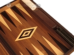 picture of Zebrano Backgammon Set - Large - Walnut Field (9 of 12)