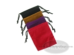 Deluxe Felt Dice Bag - (4