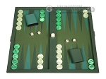 picture of Dal Negro Backgammon Set - Green Cialux (1 of 10)