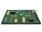 picture of Dal Negro Backgammon Set - Green Cialux (4 of 10)