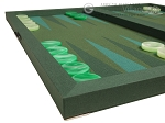 picture of Dal Negro Backgammon Set - Green Cialux (5 of 10)