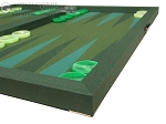 picture of Dal Negro Backgammon Set - Green Cialux (6 of 10)