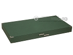 picture of Dal Negro Backgammon Set - Green Cialux (9 of 10)