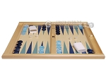 picture of Dal Negro Wood Tabletop Backgammon Set - Atene (4 of 10)