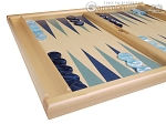 picture of Dal Negro Wood Tabletop Backgammon Set - Atene (5 of 10)