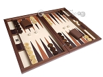picture of Dal Negro Wood Backgammon Set - Cambridge (2 of 11)