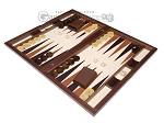 picture of Dal Negro Wood Backgammon Set - Cambridge (3 of 11)