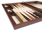 picture of Dal Negro Wood Backgammon Set - Cambridge (5 of 11)