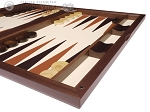 picture of Dal Negro Wood Backgammon Set - Cambridge (6 of 11)