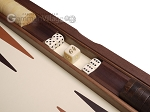 picture of Dal Negro Wood Backgammon Set - Cambridge (7 of 11)