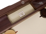 picture of Dal Negro Wood Backgammon Set - Cambridge (8 of 11)