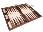 picture of Dal Negro Wood Backgammon Set - Cambridge (9 of 11)
