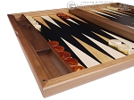 Dal Negro Wood Backgammon Set - Istanbul