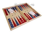 picture of Dal Negro Wood Backgammon Set - Itaca (2 of 10)