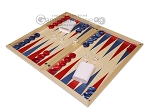 picture of Dal Negro Wood Backgammon Set - Itaca (3 of 10)