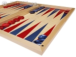 picture of Dal Negro Wood Backgammon Set - Itaca (6 of 10)