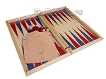 picture of Dal Negro Wood Backgammon Set - Itaca (7 of 10)