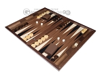 Dal Negro Wood Backgammon Set - London