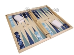 picture of Dal Negro Wood Backgammon Set - Rodi (2 of 10)