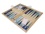 picture of Dal Negro Wood Backgammon Set - Rodi (3 of 10)