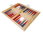 picture of Dal Negro Wood Tabletop Backgammon Set - Skiathos (3 of 10)