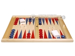 picture of Dal Negro Wood Tabletop Backgammon Set - Skiathos (4 of 10)