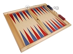 picture of Dal Negro Wood Tabletop Backgammon Set - Skiathos (9 of 10)