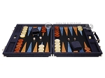 picture of Hector Saxe Denim Backgammon Set - Dark Blue (4 of 12)