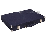 picture of Hector Saxe Denim Backgammon Set - Dark Blue (11 of 12)