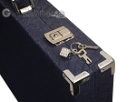 picture of Hector Saxe Denim Backgammon Set - Dark Blue (12 of 12)