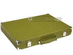 picture of Hector Saxe Epi Leatherette Backgammon Set - Green (11 of 12)