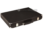 picture of Hector Saxe Epi Leatherette Backgammon Set - Black (11 of 12)