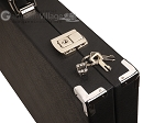 picture of Hector Saxe Epi Leatherette Backgammon Set - Black (12 of 12)