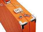 picture of Hector Saxe Epi Leatherette Backgammon Set - Orange (12 of 12)