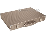 picture of Hector Saxe Cosmos Linen Backgammon Set - Taupe (11 of 12)