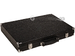 picture of Hector Saxe Arizona Leather Backgammon Set - Black (11 of 12)