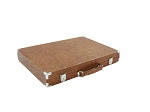 picture of Hector Saxe Arizona Leather Backgammon Set - Cognac (6 of 6)