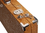 picture of Hector Saxe Arizona Leather Backgammon Set - Cognac (12 of 12)