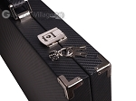 picture of Hector Saxe Carbon Linen/Felt Backgammon Set - Black (12 of 12)