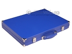 picture of Hector Saxe Leatherette Backgammon Set - Pacific Blue (11 of 12)
