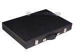 picture of Hector Saxe Faux Leather Backgammon Set - Grey Field (11 of 12)