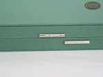 picture of Dal Negro Backgammon Set - Green Cialux (8 of 9)